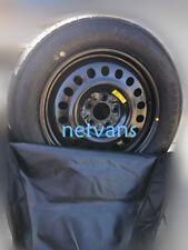 roue de secours (galette )17° BMW X3  avec cric, clé et housse