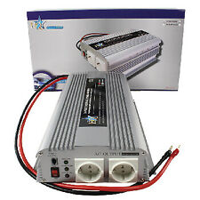 Power Inverter Onda Sinusoidale Modificata 24 VDC - AC 230 V 1700 W F
