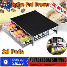 36 Dolce Gusto Coffee Pod Capsule Stand Holder Drawer Rack Organiser AU Stock