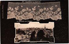 CPA Villedieu les Poeles - La Dentelle aux fuseaux (138002)