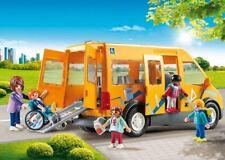 PLAYMOBIL® 9419 School bus - NEW 2018 - S&H FREE WORLDWIDE