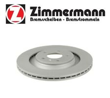 Rear Left or Right Disc Brake Rotor Vented 330mm for Audi A4 A5 A6 Quattro Q7 S5