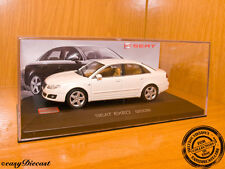 SEAT EXEO WHITE 1:43 2009 MINT!!! WITH BOX-ART