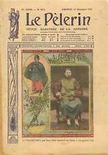 Père Castanet Révolution Xinhai Hsin-hai Qing dynasty China 1911 ILLUSTRATION