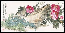 Songtao Gao Glückliche Kindertage I Poster Bild Kunstdruck & Alu Rahmen 50x100cm