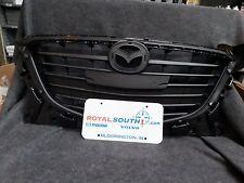Genuine Mazda 3 Upper Grille OE OEM BJS7-50-712