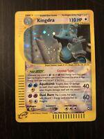 Aquapolis Crystal Kingdra 148/147 Holo Rare Pokemon Card