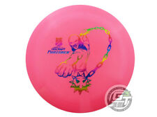 New Discraft Big Z Punisher 170-172g Pink Rainbow Foil Distance Driver Golf Disc