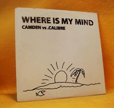 Cardsleeve Single CD CAMDEN VS .CALIBRE Where Is My Mind 1TR 2002 alt rock pop