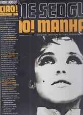 Ciao! Manhattan by Original Soundtrack (Vinyl ,2017, Cinewax) edie sedgwick rsd