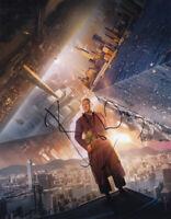 Benedict Wong Avengers signed 10x8 photo AFTAL UACC [16722] Signing Details COA