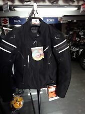 GIUBBOTTO JACKET GIACCA DONNA MOTO SCOOTER IXON ILANA LADY 3 IN 1 IMPERMEABILE