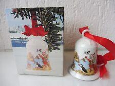 Hutschenreuther Weihnachtsglocke__Glocke 1989__!