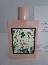 $112 NEW GUCCI BLOOM ACQUA DI FIORI Eau de Toilette 3.3oz EDT Authentic +Box