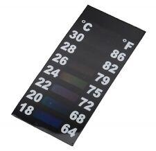 LCD Thermometer Slim Short 46 x 19 Kleben