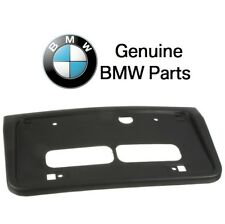 NEW BMW 318i 325e 325 325es 325is 325iX 84-91 Front License Plate Base Genuine