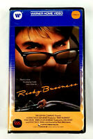 Risky Business (VHS Movie 1983 Warner Home Video) starring Tom Cruise (Comedy)
