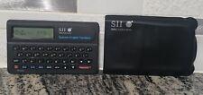 Sii Seiko Instruments Pocket Spanish English Translator Tr-2200 With Case