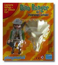 "PLAYMOBIL® Dinosaurier 30792902 ""Dino Ranger"" Limitierte Figur NEU/OVP!"