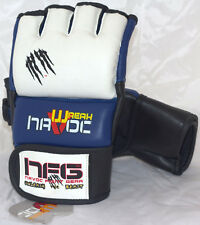 Havoc 4oz Medium Quality UK Pro MMA Gloves Competiton Cage Fighting Sparring GB