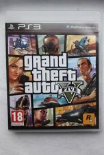 Grand Theft Auto Five 5 - Complete - Playstation 3 (PS3)