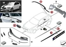 Genuine BMW 1 Series M Performance Body Kit STYLING EXTERIOR KIT