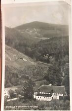 29770 Foto AK Gasthaus Wahlemühle Pöbeltal bei Schmiedeberg 1939