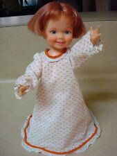 Vintage 1972 Ideal Toy Corp Krissy Cinnamon Family Red Hair Growing Doll