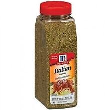 McCormick Italian Seasoning 6.25 oz. Shaker