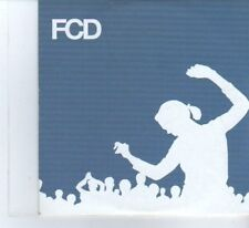 (DF349) FCD, 8 tracks various artists - The Guardian 2004 CD