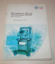 VW Diagnose Informationssystem VAS 5051 - SSP 202 -  Stand 1997!