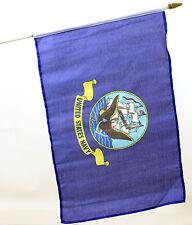 "U.S. Navy Wooden Stick Flag 12""x18"""