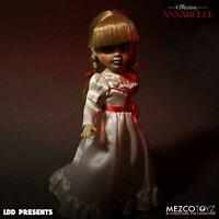 "Mezco Living Dead Doll - Annabelle Creation 10"" Action Figure Doll"