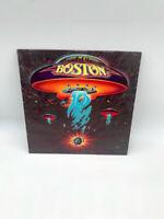 BOSTON Self Titled 1st Album Vinyl LP Epic Records JE 34188