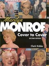 Marilyn Monroe Cover to Cover Magazine Photo Guide By Clark Kidder
