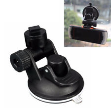 T Type Phone Bracket GPS Camera Holder Black Car Dash Stand Suction Cup Support