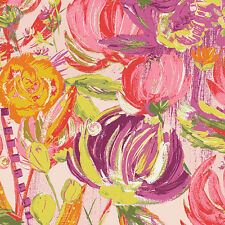 Galleria D'ARTE ~ tessuto di deserto dipinto/Rosa quilting cucito Brillante Floreale