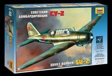 Zvezda 1/48 escala Su-2 Soviético luz bombardero