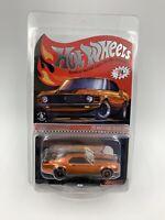 Hot Wheels RLC Ford 70 Mustang Boss 302 2021 Membership Club Exclusive in hand