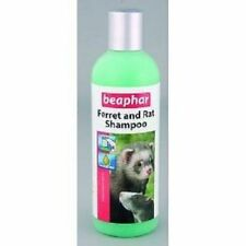 Beaphar Ferret Rat Shampoo 250ml Pine Scent Frequent Use Mild