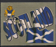 Merlin Football Sticker - UEFA Euro 1996 - No 68 - Scotland Badge