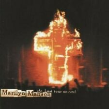 "MARILYN MANSON ""LAST TOUR ON EARTH (LIVE)"" CD NEUWARE"