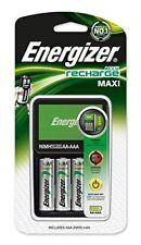 Chargeurs de pile Energizer pour équipement audio et vidéo AAA