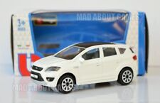 FORD KUGA 1:43 Car Model Diecast Metal Models Cars Die Cast Miniature White