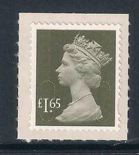 GB 2011 Machin Definitive, £1.65 grey olive, SG U2935, MNH