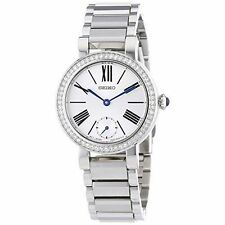 Seiko Women's Stainless Steel Analogue Wristwatches