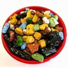 Kimmie ChocoRocks Chocolate Rocks Mix Edible Project Decoration Candy 1 LB