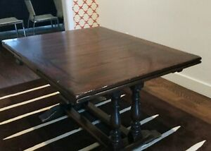 Trestle/Refectory Dining Table/Desk