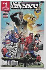 US Avengers #1 (2016)