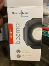 Joby Beamo, Mini Led Light for Smartphone and Mirrorless Camera - Compact, Magne